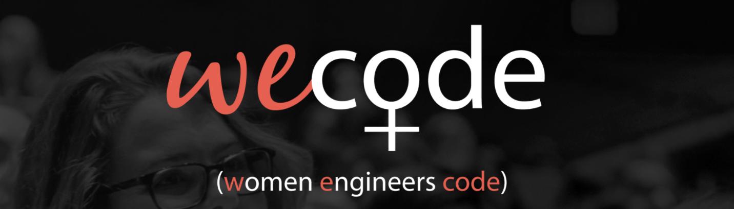 WeCode banner