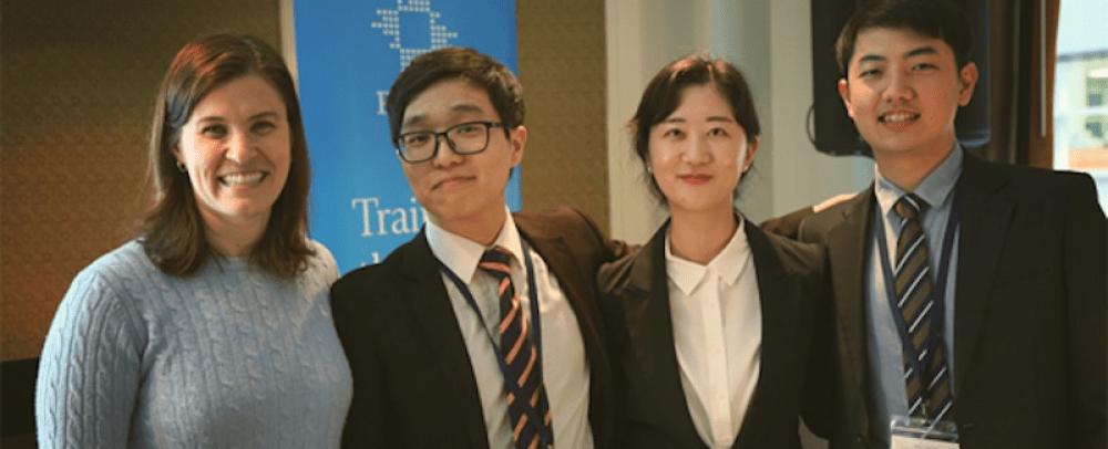 University of Hong Kong Team